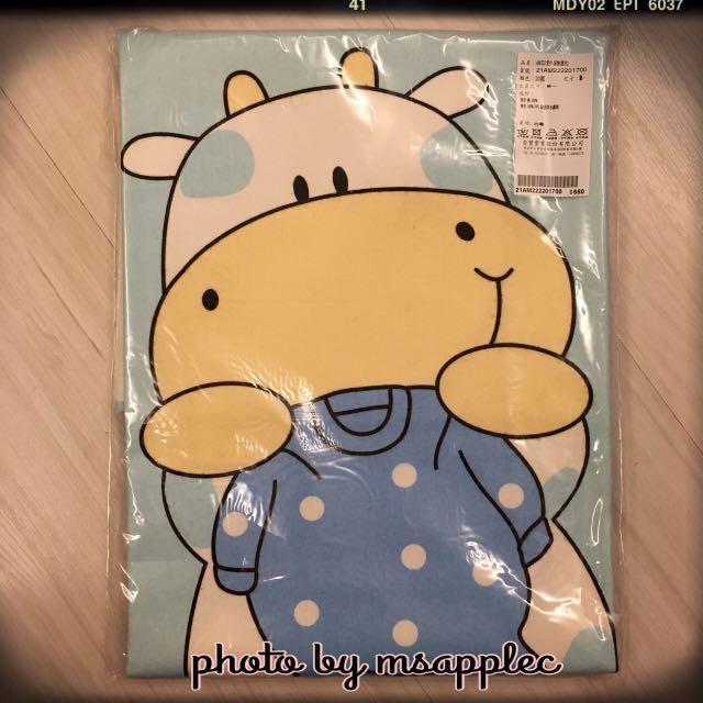 尿墊 乳牛圖案(藍色)