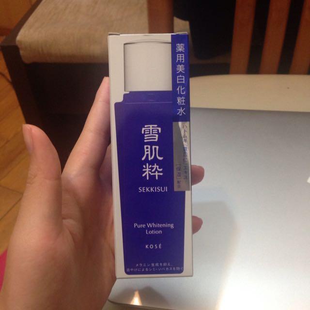 雪肌粹 藥用美白化妝水(含運)