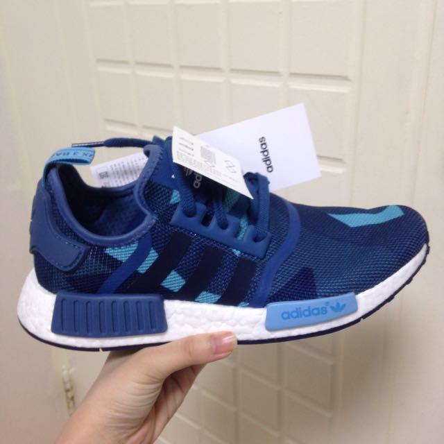 Adidas NMD藍 暫預定