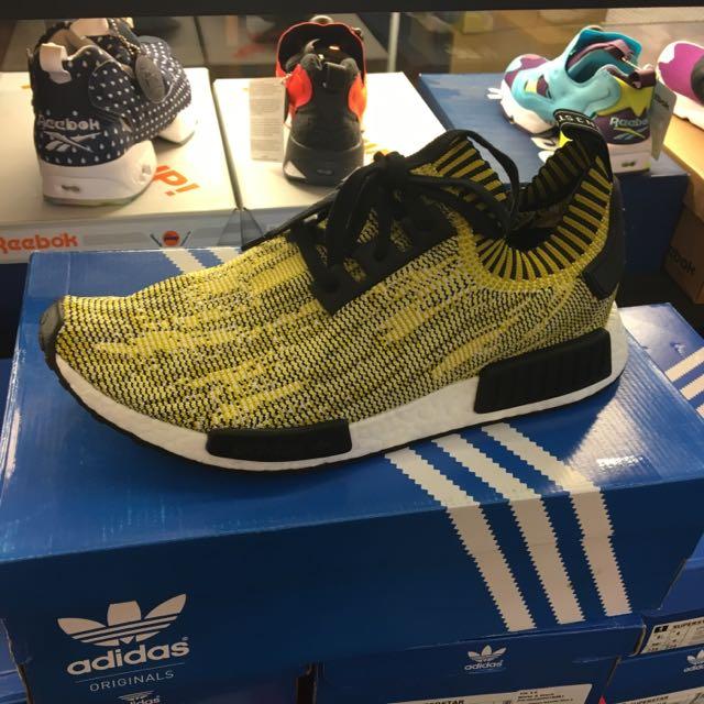Adidas NMD Pk 黃金蟒 保證正品 台中ㄧ中 可面交
