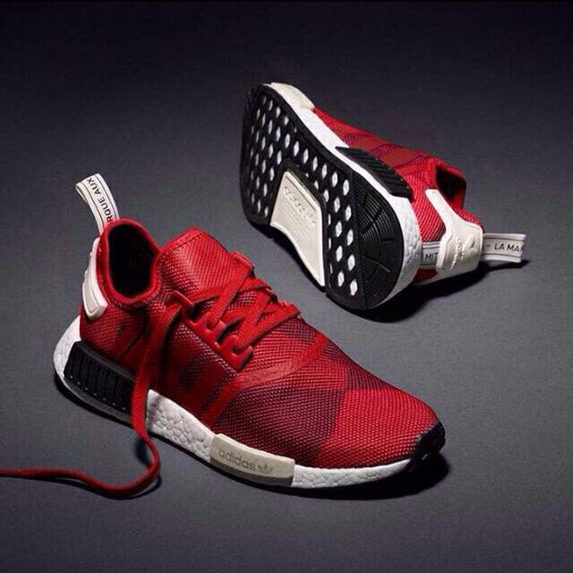 978a30505 Adidas NMD Red Camo