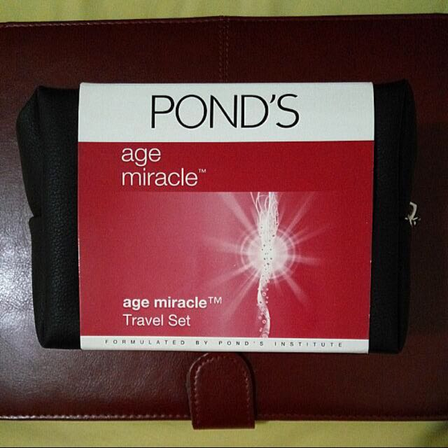 BRAND NEW Pond's Institute Travel Set