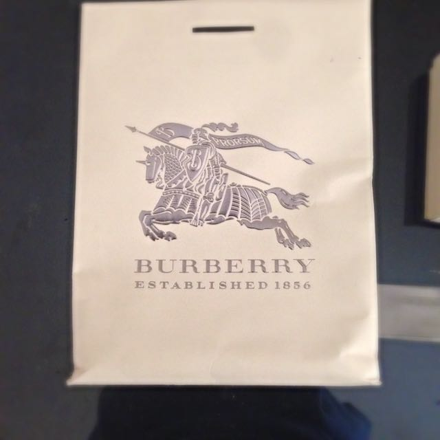 Burberry Purchase Bag