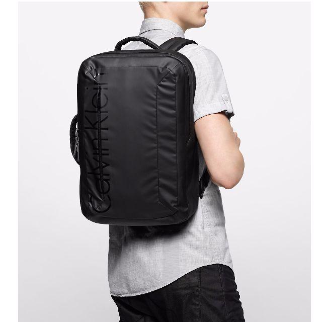 76bbd6899df Calvin Klein Jeans Logan Backpack, Men's Fashion, Bags & Wallets ...