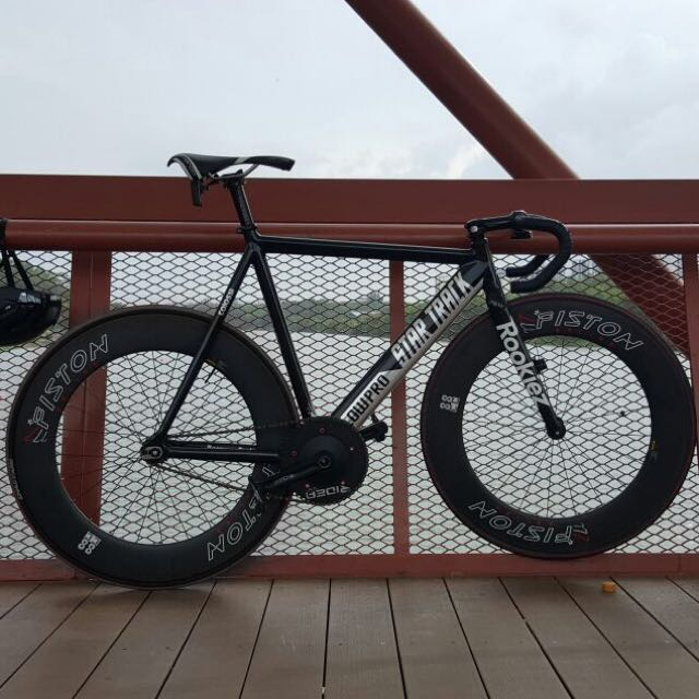 Colossi Star Track Low Pro Special Fullbike/frameset For Sale ...