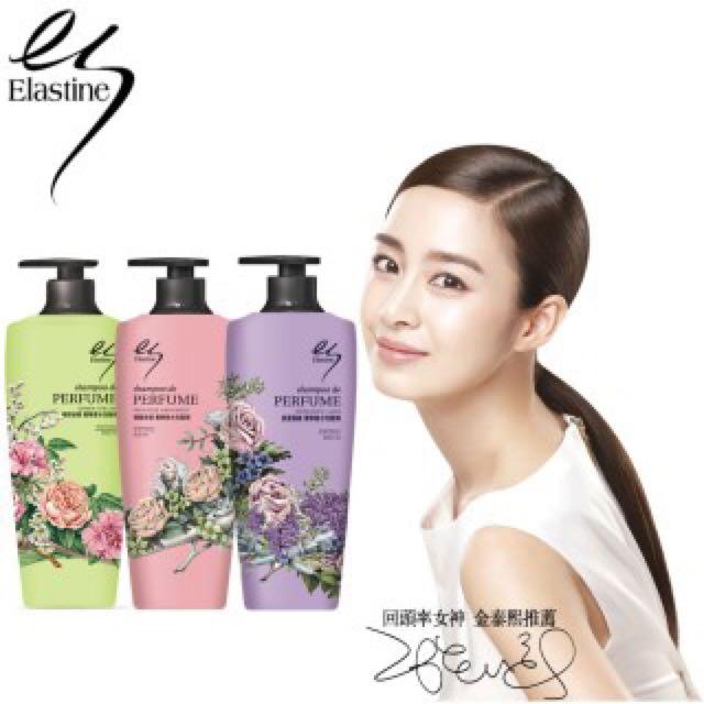 ✨ 現貨 ✨ ES 香水洗髮精 600ml