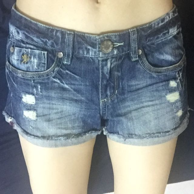 Esprit ❣牛仔短褲