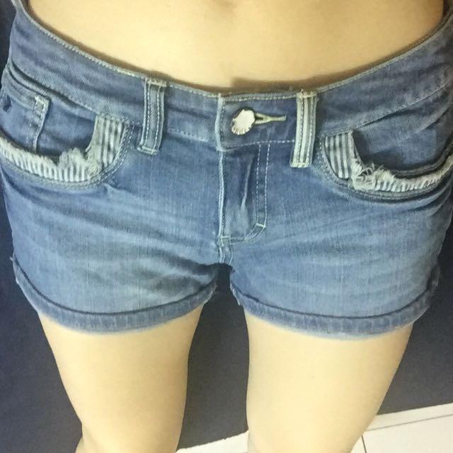 全新❣Esprit 牛仔短褲