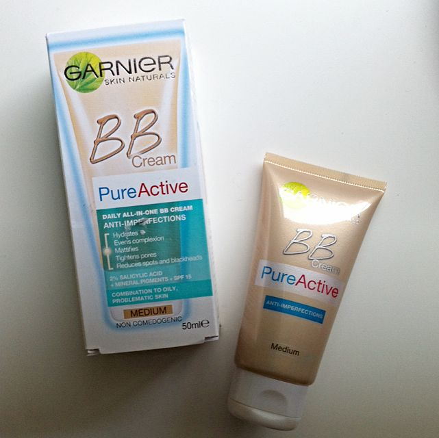 Gardnier - Pure Active BB Cream