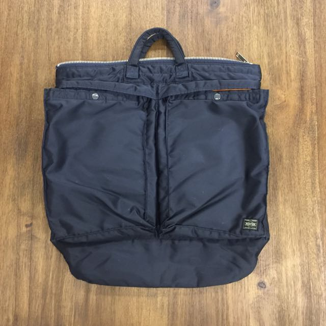 Original Head Porter Tanker Standard 2Way Helmet Bag, Men s Fashion on  Carousell 7ca939e426
