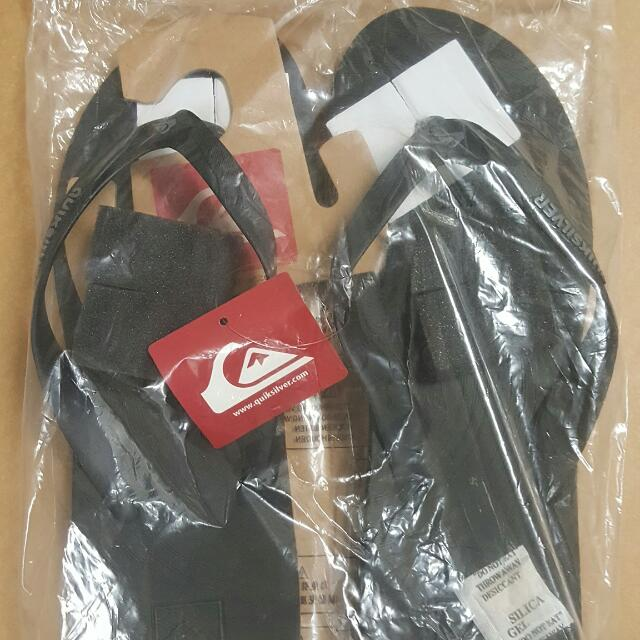 Mens Thongs Brand New Quiksilver