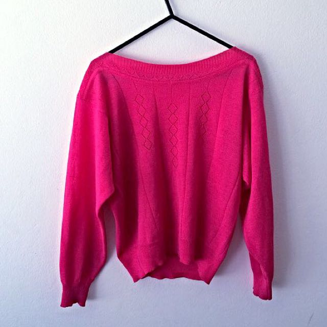 Mink Pink Very Light Sweater