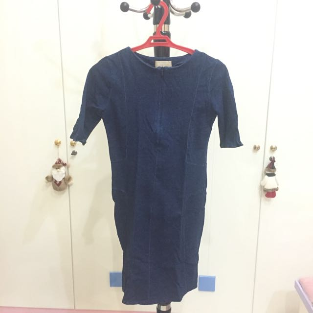 Missisipi Denim Dress