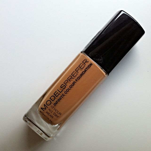 Modelsprefer - Infinite Colour Foundation
