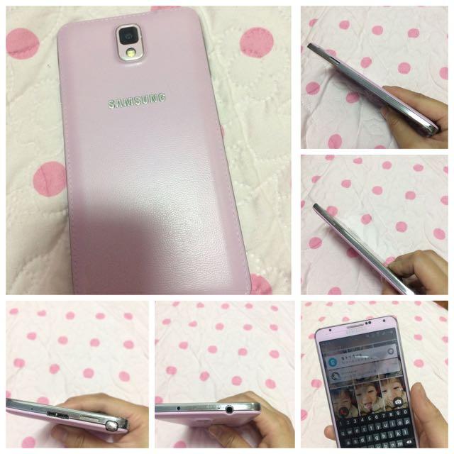 Note3 3G版