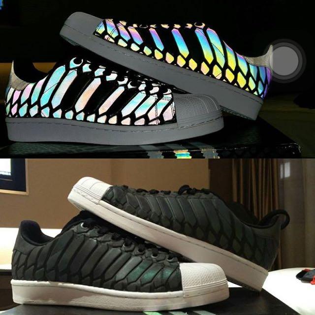 7298052d2e0ac ORIGINAL Adidas ZX Flux Xeno Superstar Unisex Sneaker Shoes