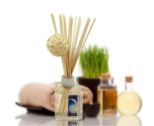 Reed Diffuser Pewangi Pengharum Ruangan Aromaterapi Aromatherapy