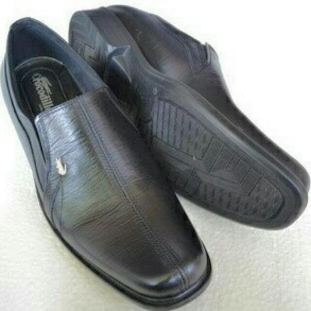 Sepatu Fantofel Crocodile Kulit Asli Model 008