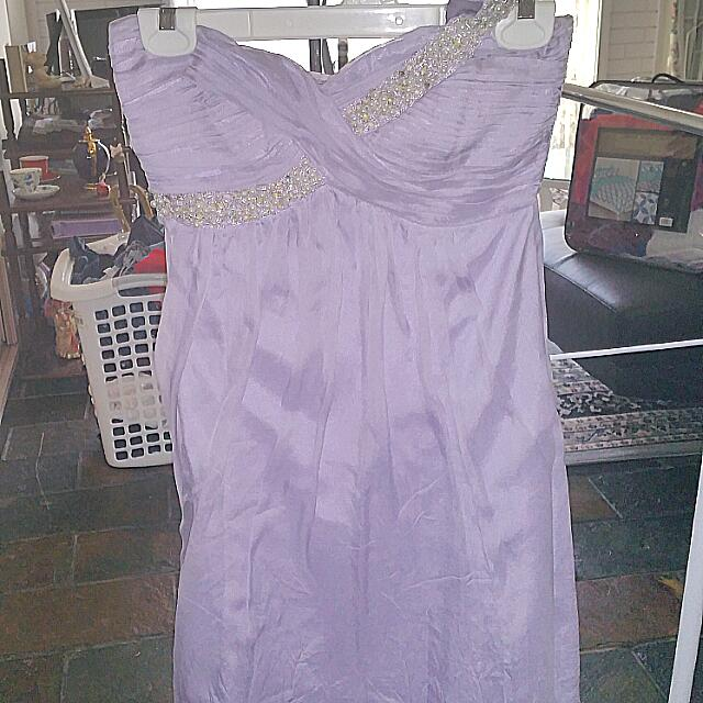 PRICE DROP!!! Size 8 Evening/Cocktail  Dress