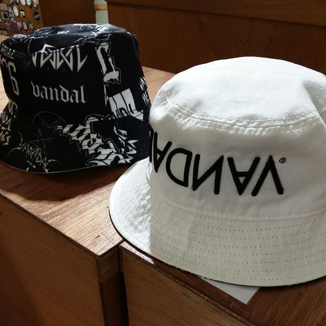 VANDAL雙面漁夫帽