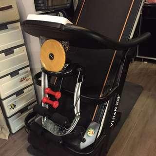 Motorized treadmill/commercial treadmill