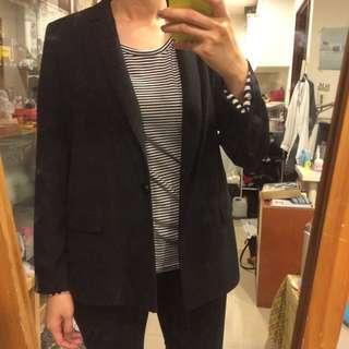 ✨ZARA 黑色 西裝外套✨