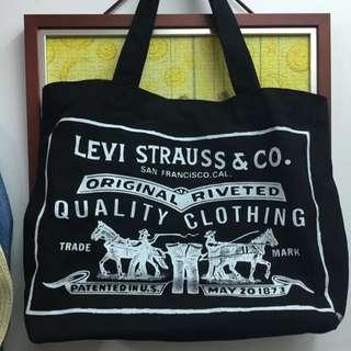(二手)Levi's 購物袋