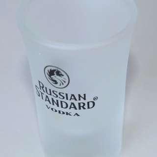 Russian Standard Vodka Shot Glass