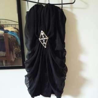 Ruffle Dress Size 10
