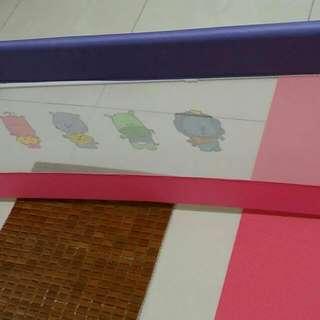床欄(約150×62cm)