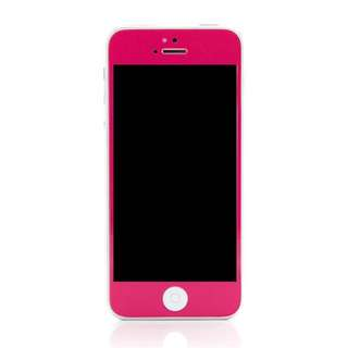 Pink iPhone 5 Slick Wrap