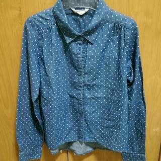 Net女童襯衫