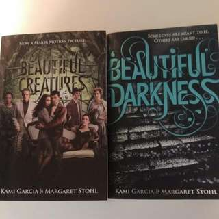 Beautiful Creatures Book One & Two