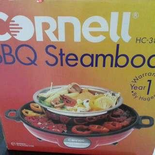 Cornell BBQ Steamboat