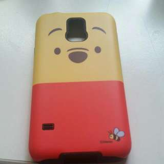 Winnie The Pooh Galaxy S5 Casing