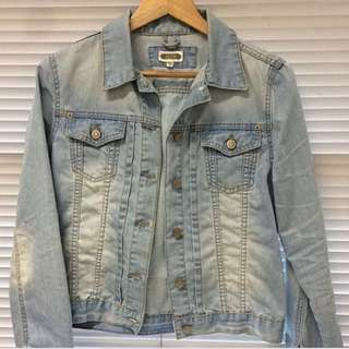 Junkyard Denim Jacket Size S