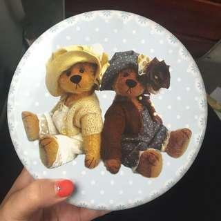 現貨!香港jenny backry 小熊餅乾-小盒