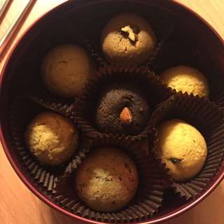 香港四季餅店-7mix粒粒雜糧曲奇/煲呔酥