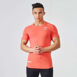 GymShark form fitted T-Shirt