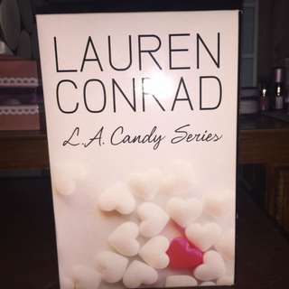 Lauren Conrad Book Set