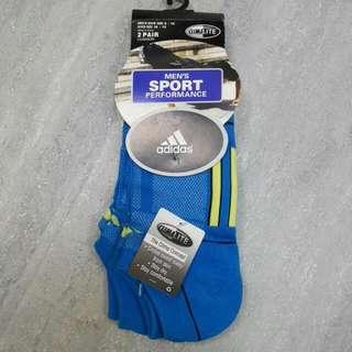 adidas 運動襪 2雙入