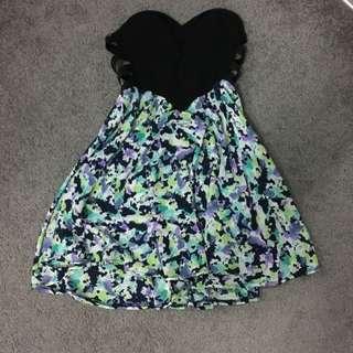 Multi-colour Dress