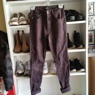 Mink Pink Highwaisted Denim Jeans