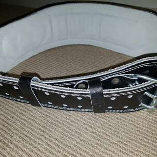 Leather GYM Belts