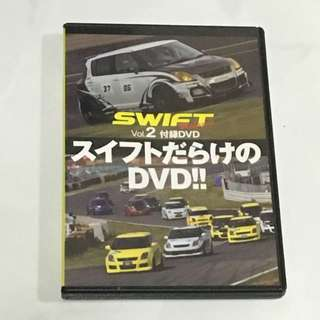 Swift Vol.2 2010 SCTC DVD