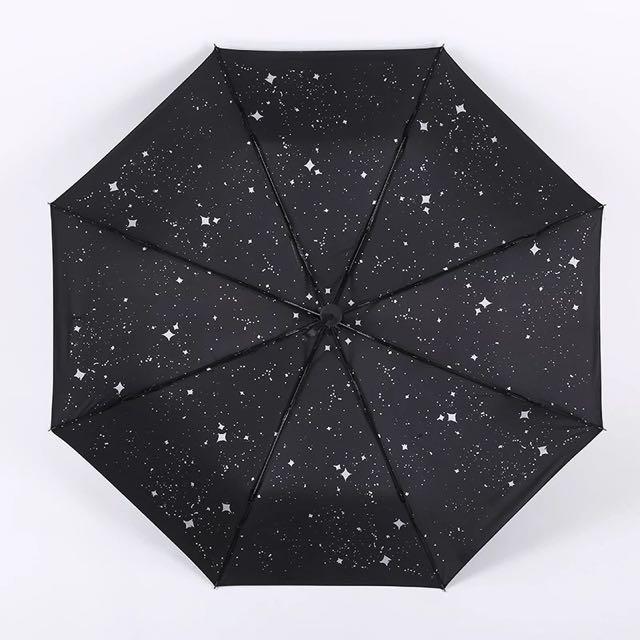 星空滿天自動傘