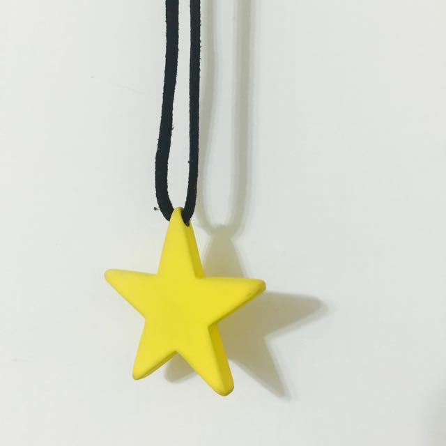 (贈)星星項鍊