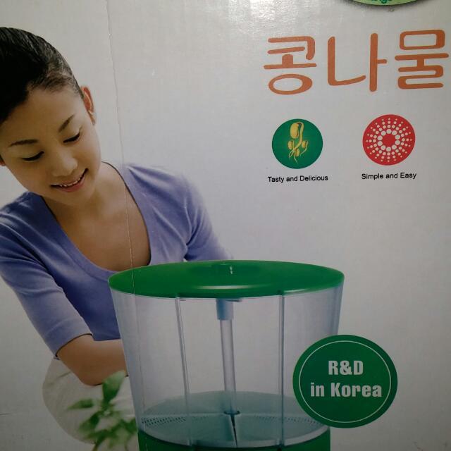 健康全自動豆芽機