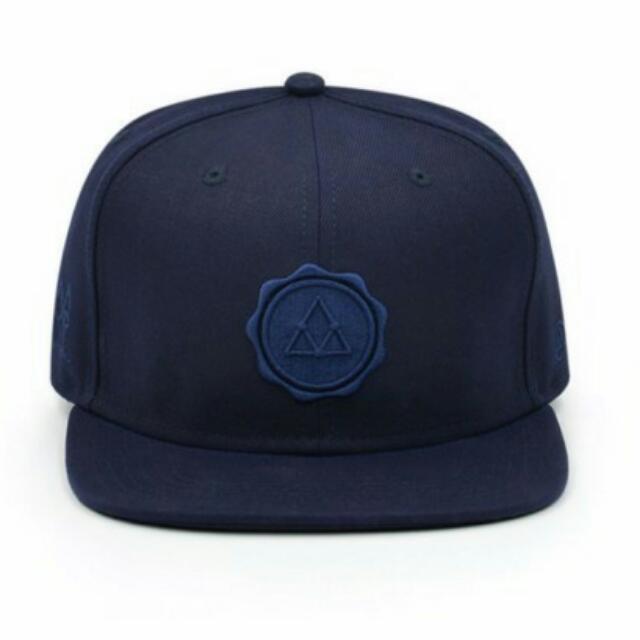 💰降💰香港潮牌 VEIL LoGo 帽子 (深藍)