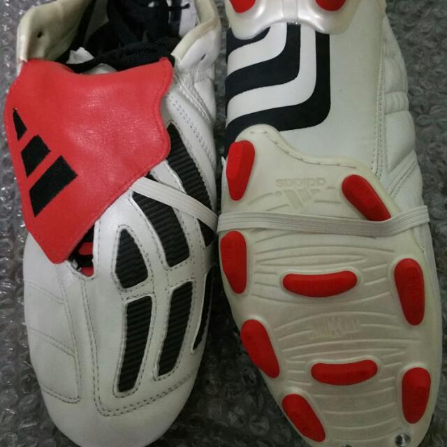 exquisite design wholesale price sale Adidas Predator Mania 2002 White FG, Sports on Carousell